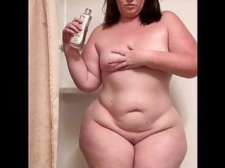 Mcbooty shower...