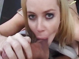 British slut alicia rhodes great blowjob...
