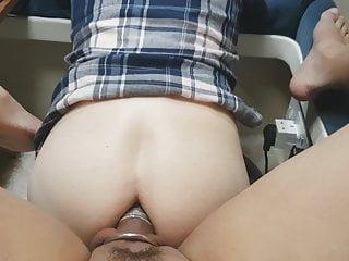 deep in the ass
