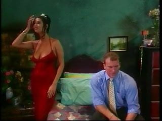 Busty seduces business man in hotel room and...