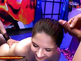Francesca Dicaprio Pissed on and fucked hard - 666Bukkake