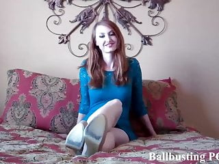 I 039 m going to ballbusting...