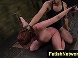 FetishNetwork Autumn Kline sybian slave