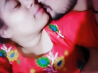 Indian beautiful slut kissing passionate
