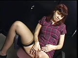 Milf sucks young cock at the office