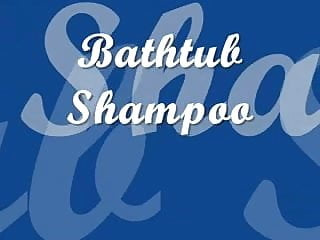 Bathtub Shampoo For Us Hair Fetishists