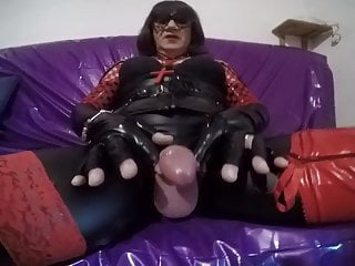 My soft cock...