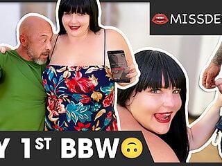 BBW!!! Gross, fat is so horny: SAMANTHA KISS – MISSDEEP.com