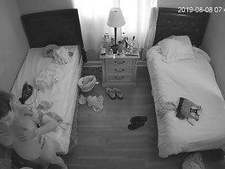 Hidden Cam, wife fat