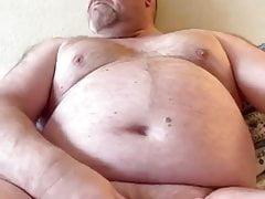Chubby daddy big cock