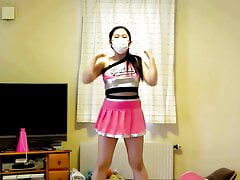 Japanese big tits dancer