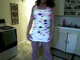 Cross dresser Lisa Love clitty prance Apr 2014
