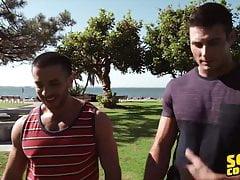 Sexy Muscular Dudes Jeb Manny Had A Raw Anal - Sean Cody