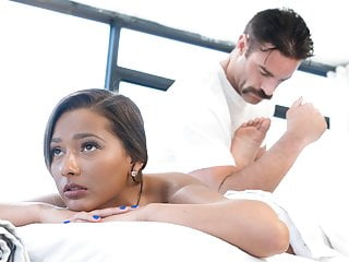 Jaye Summers and her kinky masseur