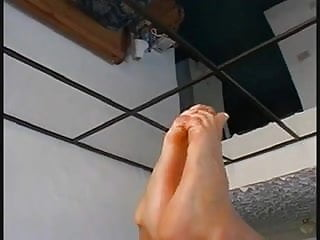 Vicky Vette Foot Fetish