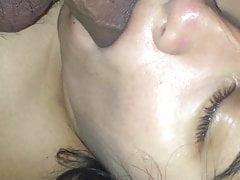 My ex licking my balls