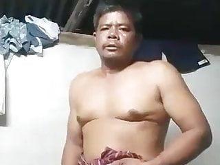 Granpa in indonesia asia...