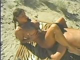 Busty Heather fucked in the desert