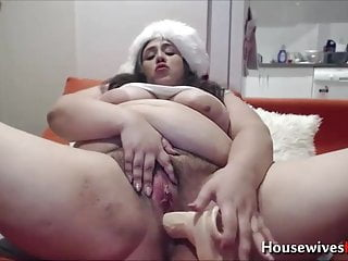bbw lickable pussy for christmasHD Sex Videos