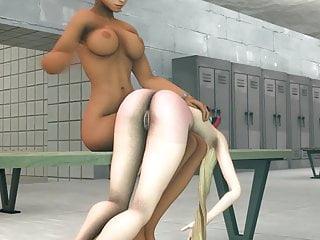 Sfm spanking animation...