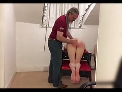 Amateur Spanking Punishment 4