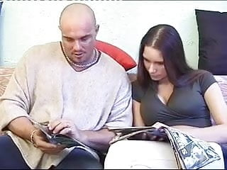 Danish couple making sex
