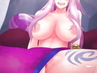 Syndra sex league of legends hentai video...