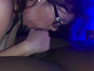 60 grandmother of 8 loves sucking and riding...