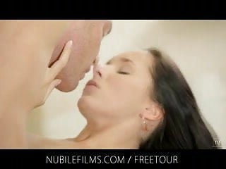 Passionate young couple fucking morning sun...