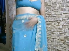 Sexy Indian In Saree So Sexy