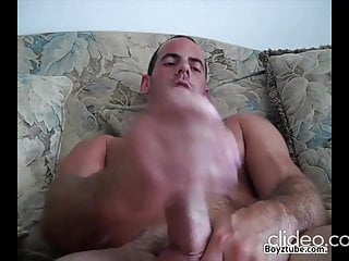 Girth gives one more blust (DILF)