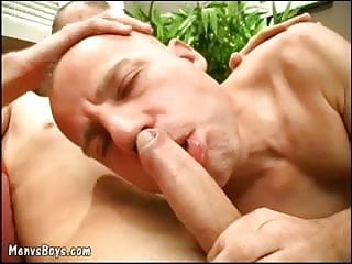Two hung boys uncovering bald dads true gay...