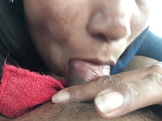 Good to suck cock until the cum is completely drained