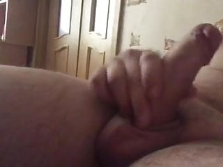 jerked off and a lot of cum