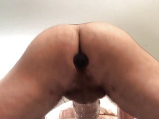Fucking and Cumming in My Fleshlight