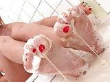 Daria Makarova Footfetish
