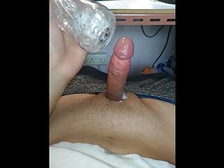Daily cock milking pussy...