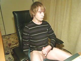 Young first ejaculation...