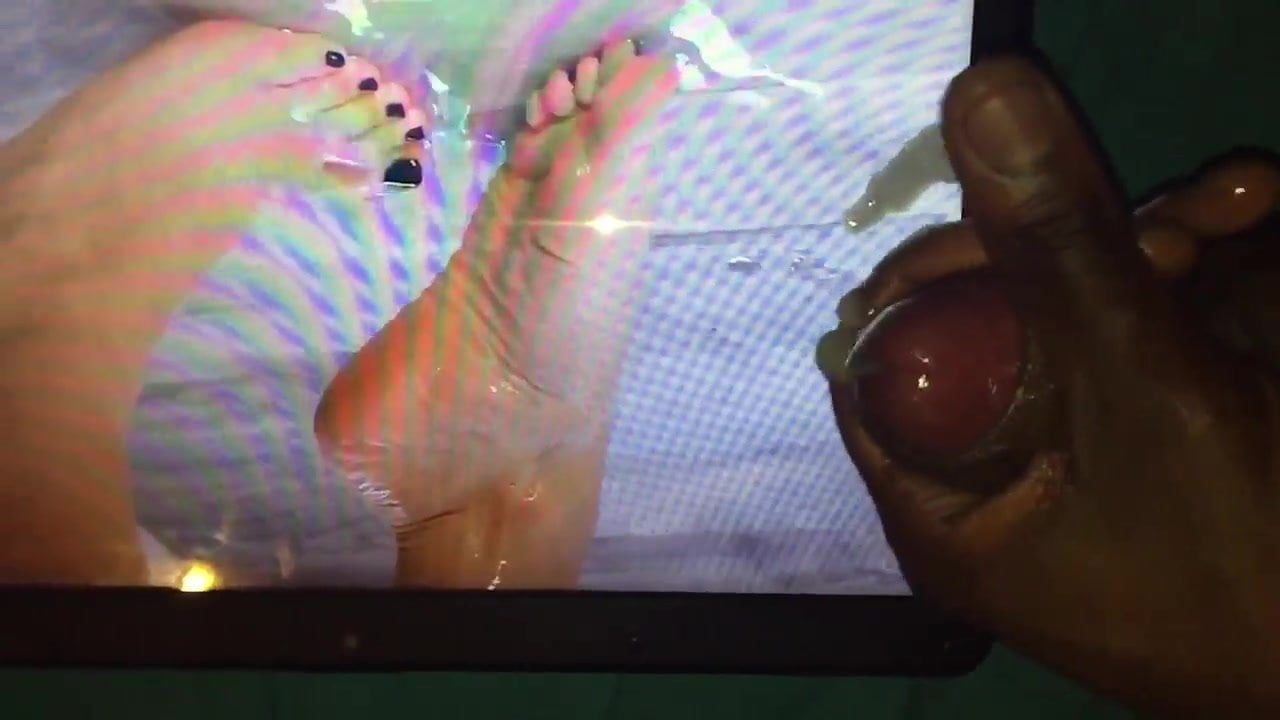 Animal Footjob Porn pretty toes, nice footjob - foot fetish, pretty toes, toes