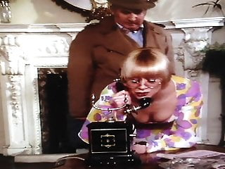 The Two Ronnies. Skirt Lift