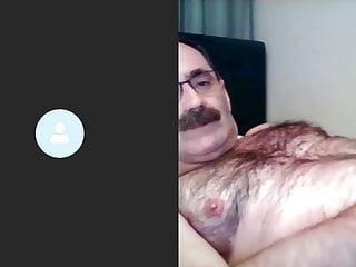 Masturbates on webcam...