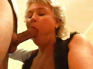 Seduced by a horny MILF