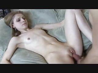 Teen Small Tits Skinny video: Teen fuck