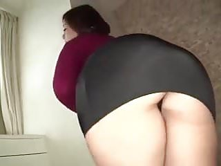 Big Asian Ass
