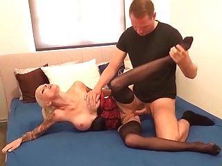 german mature sophie logan at privat bareback sex with youngPorn Videos