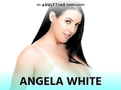 ADULT TIME Angela White COMP, Anal , Blowjobs, Fucking & Mor