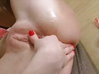 Basic and shanti Kate anal fisting taissia