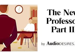 The new professor pt 2...
