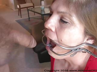 Mexican granny gets latina gilf...