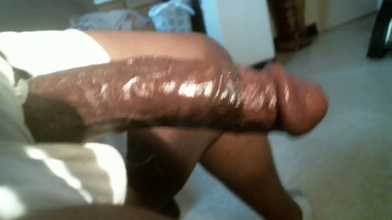 Monster White Cock Black Girl